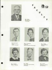 Page 11, 1960 Edition, Hoyt High School - Golden Reflector Yearbook (Hoyt, KS) online yearbook collection