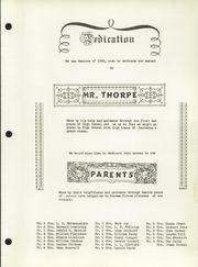 Page 5, 1960 Edition, Hoyt High School - Golden Reflector Yearbook (Hoyt, KS) online yearbook collection