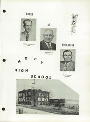 Page 9, 1960 Edition, Hoyt High School - Golden Reflector Yearbook (Hoyt, KS) online yearbook collection