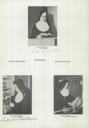 Page 10, 1956 Edition, St Teresas High School - Teresian Yearbook (Hutchinson, KS) online yearbook collection