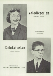 Page 11, 1956 Edition, St Teresas High School - Teresian Yearbook (Hutchinson, KS) online yearbook collection