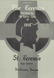 Page 5, 1956 Edition, St Teresas High School - Teresian Yearbook (Hutchinson, KS) online yearbook collection