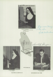 Page 9, 1956 Edition, St Teresas High School - Teresian Yearbook (Hutchinson, KS) online yearbook collection
