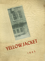 1945 Edition, Harveyville High School - Yellowjacket Yearbook (Harveyville, KS)