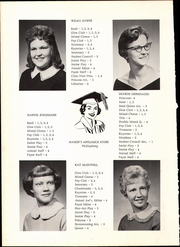 Page 10, 1961 Edition, Agra High School - Purple Charger Yearbook (Agra, KS) online yearbook collection