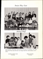 Page 13, 1961 Edition, Agra High School - Purple Charger Yearbook (Agra, KS) online yearbook collection