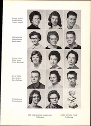 Page 15, 1961 Edition, Agra High School - Purple Charger Yearbook (Agra, KS) online yearbook collection
