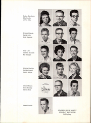 Page 17, 1961 Edition, Agra High School - Purple Charger Yearbook (Agra, KS) online yearbook collection