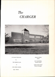 Page 5, 1961 Edition, Agra High School - Purple Charger Yearbook (Agra, KS) online yearbook collection