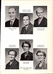 Page 7, 1961 Edition, Agra High School - Purple Charger Yearbook (Agra, KS) online yearbook collection