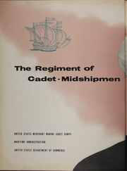 Page 4, 1955 Edition, United States Merchant Marine Academy - Midships Yearbook (Kings Point, NY) online yearbook collection