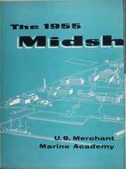 Page 6, 1955 Edition, United States Merchant Marine Academy - Midships Yearbook (Kings Point, NY) online yearbook collection