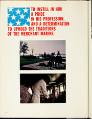 Page 12, 1968 Edition, United States Merchant Marine Academy - Midships Yearbook (Kings Point, NY) online yearbook collection