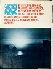 Page 14, 1968 Edition, United States Merchant Marine Academy - Midships Yearbook (Kings Point, NY) online yearbook collection