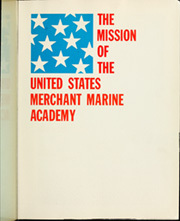 Page 5, 1968 Edition, United States Merchant Marine Academy - Midships Yearbook (Kings Point, NY) online yearbook collection