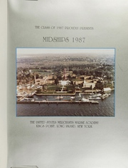 Page 5, 1987 Edition, United States Merchant Marine Academy - Midships Yearbook (Kings Point, NY) online yearbook collection