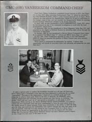 Page 11, 1990 Edition, Barney (DDG 6) - Naval Cruise Book online yearbook collection
