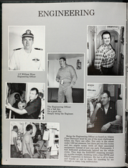 Page 12, 1990 Edition, Barney (DDG 6) - Naval Cruise Book online yearbook collection