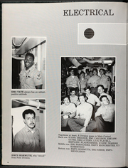 Page 14, 1990 Edition, Barney (DDG 6) - Naval Cruise Book online yearbook collection