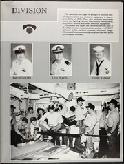 Page 15, 1990 Edition, Barney (DDG 6) - Naval Cruise Book online yearbook collection