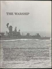 Page 7, 1990 Edition, Barney (DDG 6) - Naval Cruise Book online yearbook collection