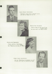 Page 17, 1958 Edition, Waterville High School - Yellowjacket Yearbook (Waterville, KS) online yearbook collection
