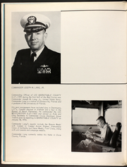Page 8, 1976 Edition, Barnstable County (LST 1197) - Naval Cruise Book online yearbook collection