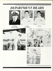 Page 10, 1993 Edition, Barnstable County (LST 1197) - Naval Cruise Book online yearbook collection