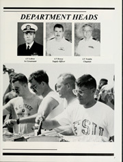 Page 11, 1993 Edition, Barnstable County (LST 1197) - Naval Cruise Book online yearbook collection