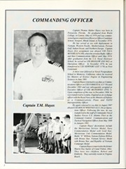 Page 6, 1993 Edition, Barnstable County (LST 1197) - Naval Cruise Book online yearbook collection