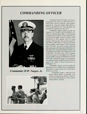 Page 7, 1993 Edition, Barnstable County (LST 1197) - Naval Cruise Book online yearbook collection