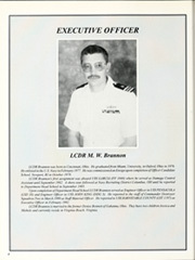 Page 8, 1993 Edition, Barnstable County (LST 1197) - Naval Cruise Book online yearbook collection