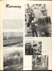 Page 67, 1966 Edition, Barry (DD 933) - Naval Cruise Book online yearbook collection