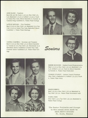 Page 13, 1955 Edition, Grant Joint High School - Yearbook (Stark, KS) online yearbook collection