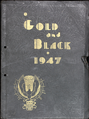 Page 1, 1947 Edition, Glen Elder High School - Gold and Black Yearbook (Glen Elder, KS) online yearbook collection