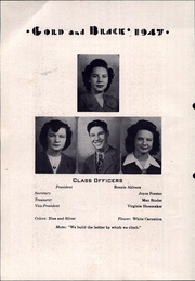 Page 12, 1947 Edition, Glen Elder High School - Gold and Black Yearbook (Glen Elder, KS) online yearbook collection