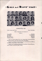 Page 16, 1947 Edition, Glen Elder High School - Gold and Black Yearbook (Glen Elder, KS) online yearbook collection