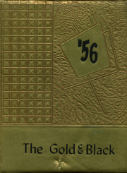 Page 1, 1956 Edition, Glen Elder High School - Gold and Black Yearbook (Glen Elder, KS) online yearbook collection