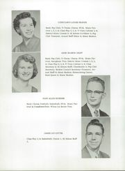 Page 12, 1956 Edition, Glen Elder High School - Gold and Black Yearbook (Glen Elder, KS) online yearbook collection