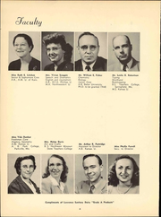 Page 10, 1948 Edition, University High School - Eagle Yearbook (Lawrence, KS) online yearbook collection