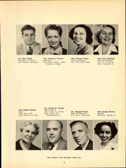 Page 11, 1948 Edition, University High School - Eagle Yearbook (Lawrence, KS) online yearbook collection