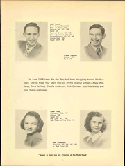 Page 17, 1948 Edition, University High School - Eagle Yearbook (Lawrence, KS) online yearbook collection