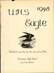 Page 7, 1948 Edition, University High School - Eagle Yearbook (Lawrence, KS) online yearbook collection