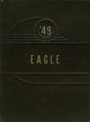 1949 Edition, University High School - Eagle Yearbook (Lawrence, KS)