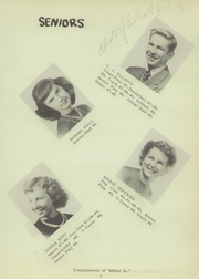 Page 11, 1949 Edition, University High School - Eagle Yearbook (Lawrence, KS) online yearbook collection