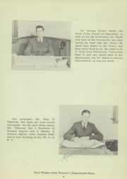 Page 15, 1949 Edition, University High School - Eagle Yearbook (Lawrence, KS) online yearbook collection