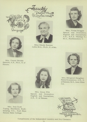 Page 17, 1949 Edition, University High School - Eagle Yearbook (Lawrence, KS) online yearbook collection