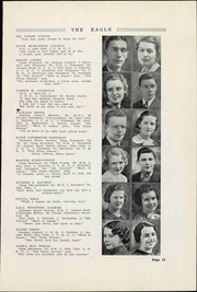 Page 17, 1936 Edition, St John High School - Eagle Yearbook (Olathe, KS) online yearbook collection