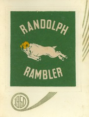 Page 1, 1950 Edition, Randolph Rural High School - Rambler Yearbook (Randolph, KS) online yearbook collection