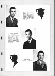 Page 13, 1950 Edition, Randolph Rural High School - Rambler Yearbook (Randolph, KS) online yearbook collection